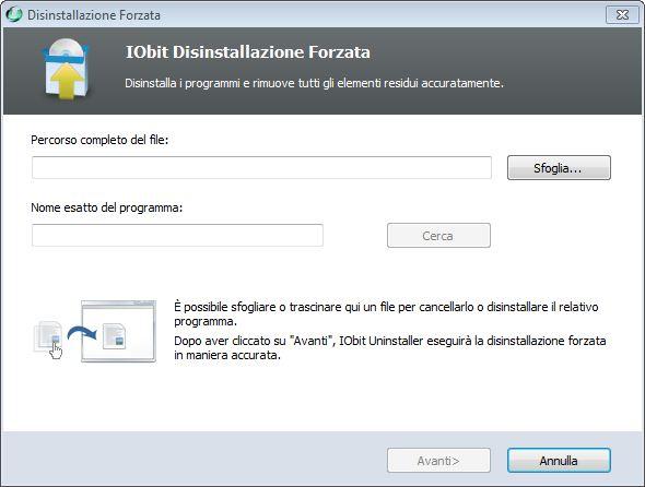 IObit Uninstaller v2.2 forzata