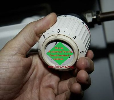 valvola termostatica