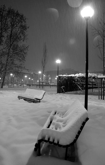 Non importa quanto freddo sia l'inverno, dopo c'è sempre la primavera