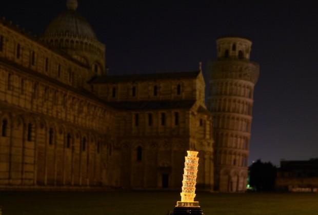 L'ora della Terra 2015 a Pisa