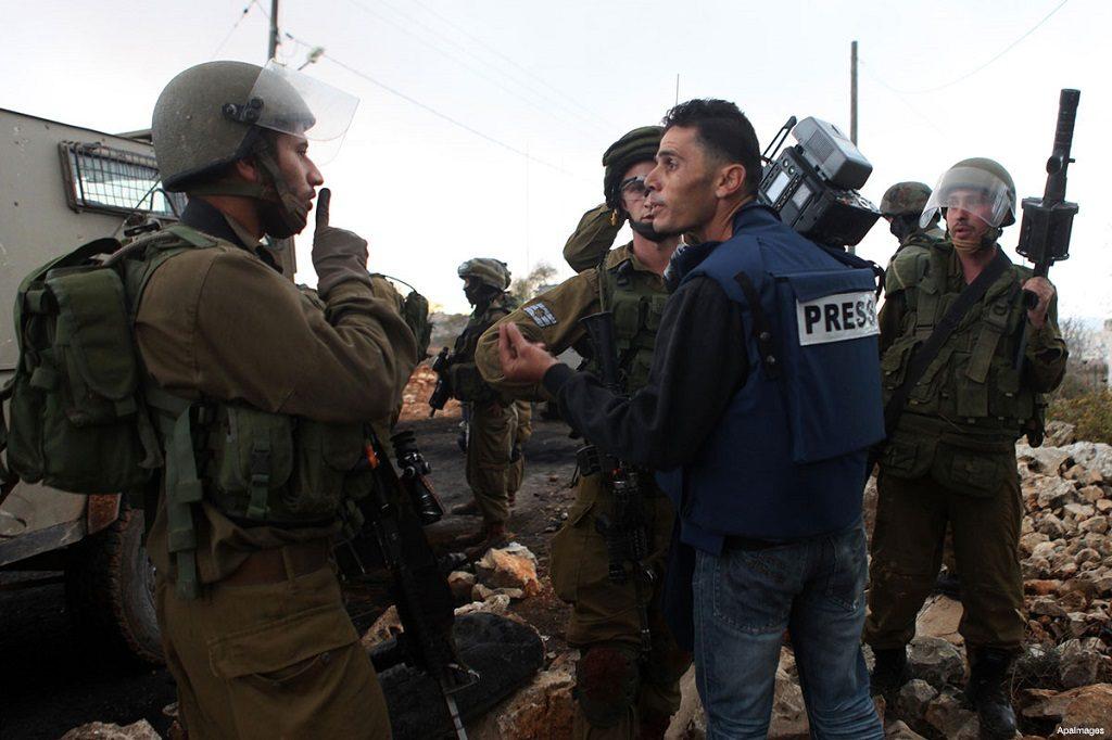 giornalista-palestinese
