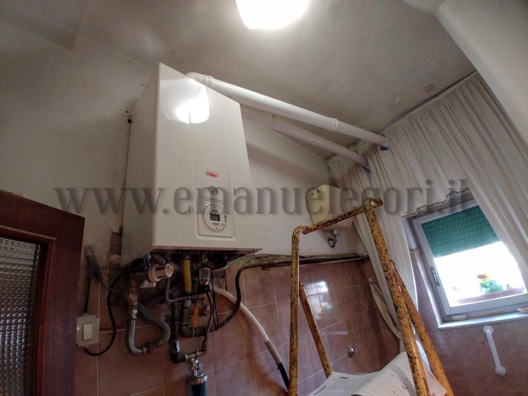 idrobestialità installazione caldaia
